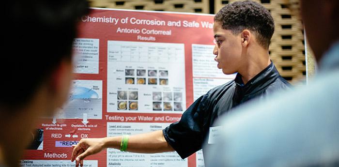 Student Spotlight Antonio Cortorreal