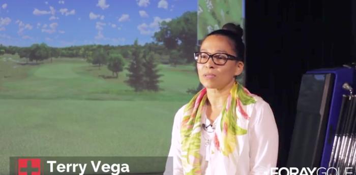 Foray Golf video with Bridge moms