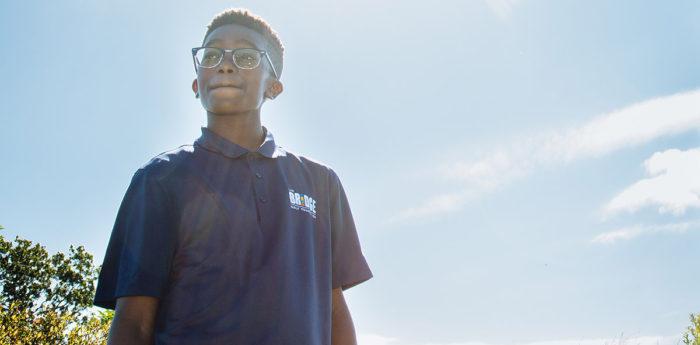 Xavier Partee student spotlight