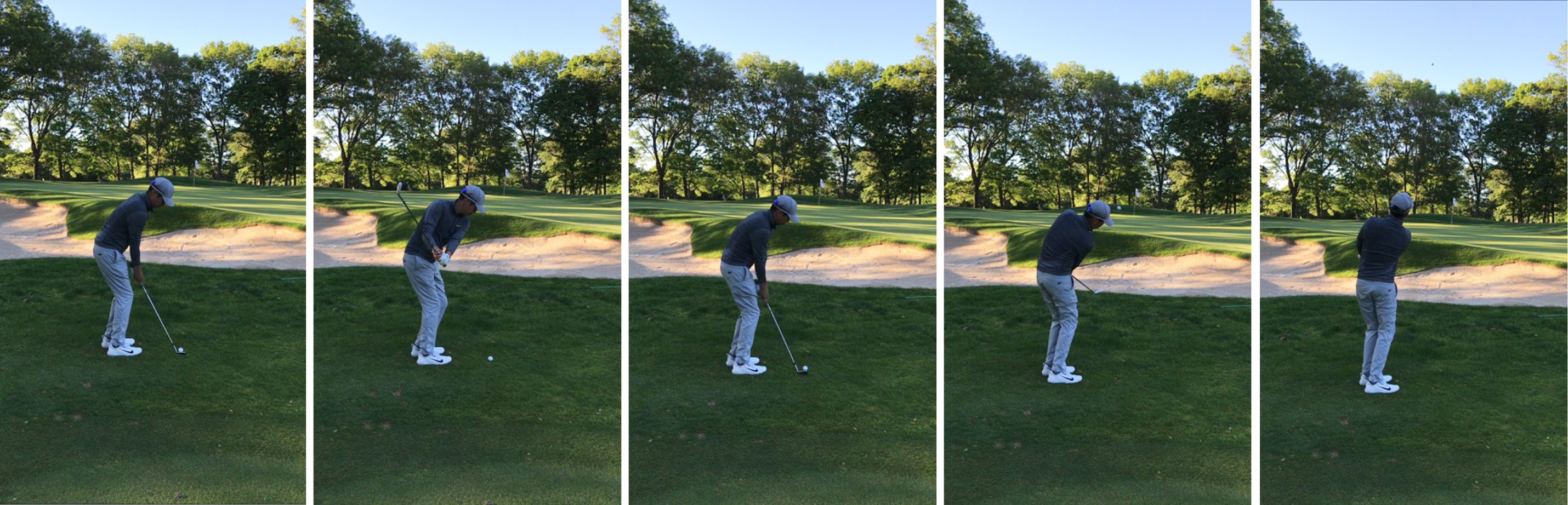 Chipping tip from Brian Hwang