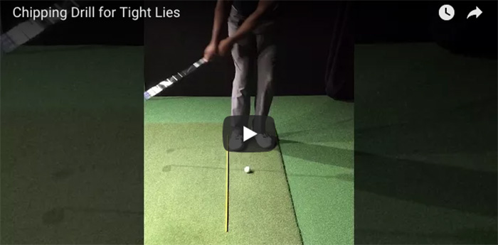 Randy Taylor Chipping Drill and Video