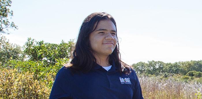 Alejandro Martinez student spotlight