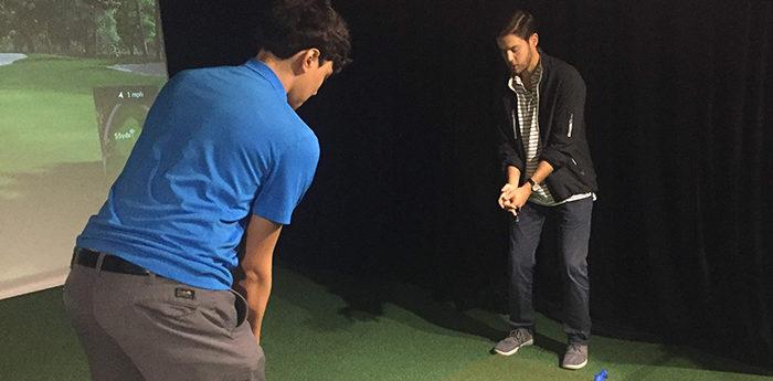 Sam Weiss golf mentor spotlight